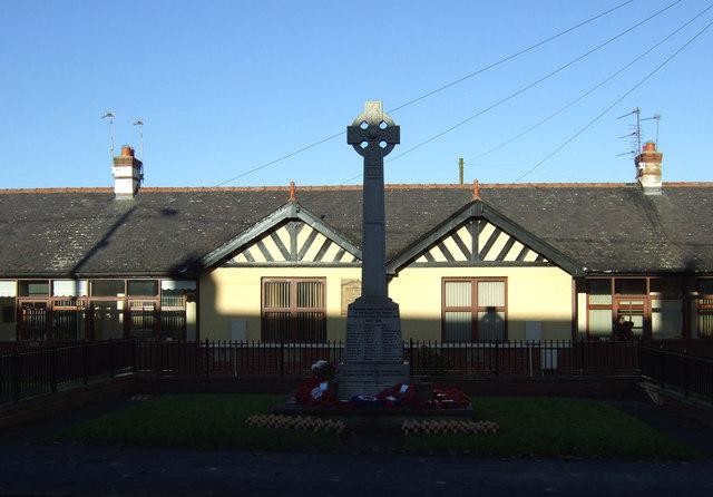War Memorial, Cornforth