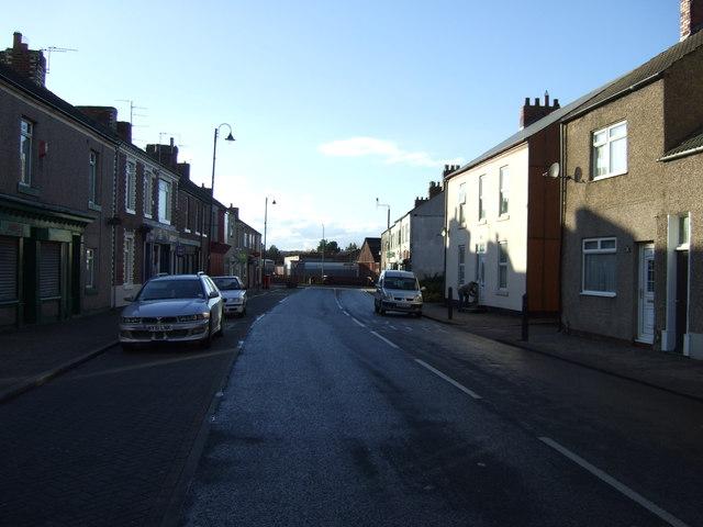 High Street, Cornforth