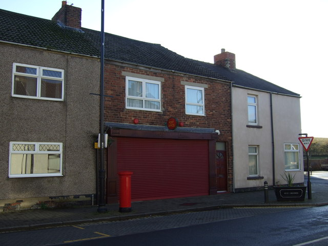 Cornforth Post Office