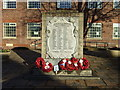 NZ3235 : Coxhoe War Memorial by JThomas