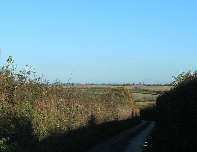 2012 : Norton Lane heading east