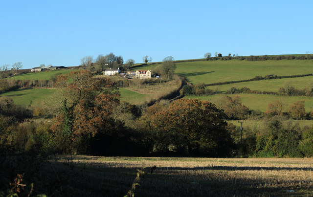 2012 : North from Chew Hill
