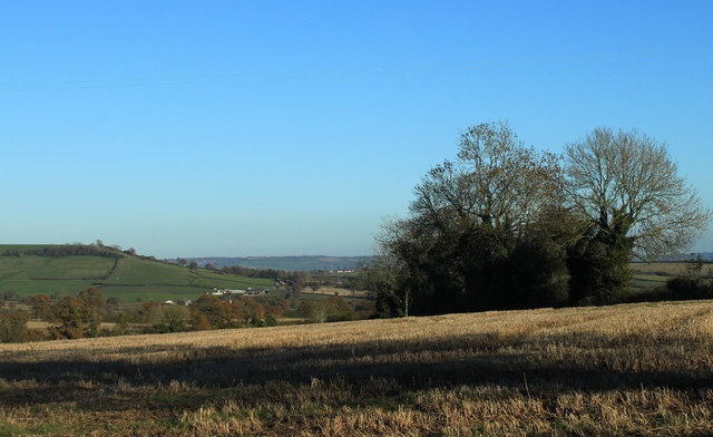 2012 : East northeast from Chew Hill