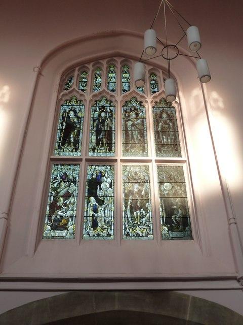 Inside Holy Trinity, Weymouth (a)