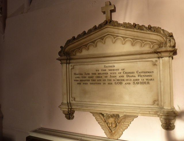 Inside Holy Trinity, Weymouth (d)