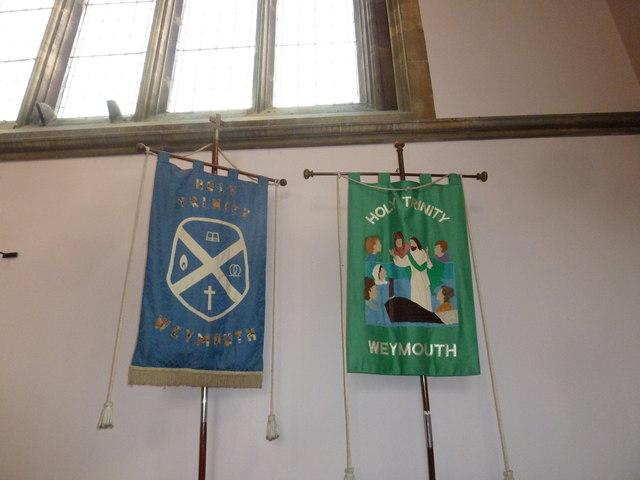 Inside Holy Trinity, Weymouth (g)