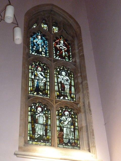 Inside Holy Trinity, Weymouth (i)