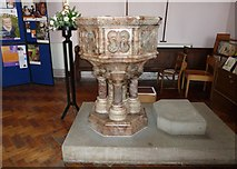 SY6778 : Inside Holy Trinity, Weymouth (j) by Basher Eyre