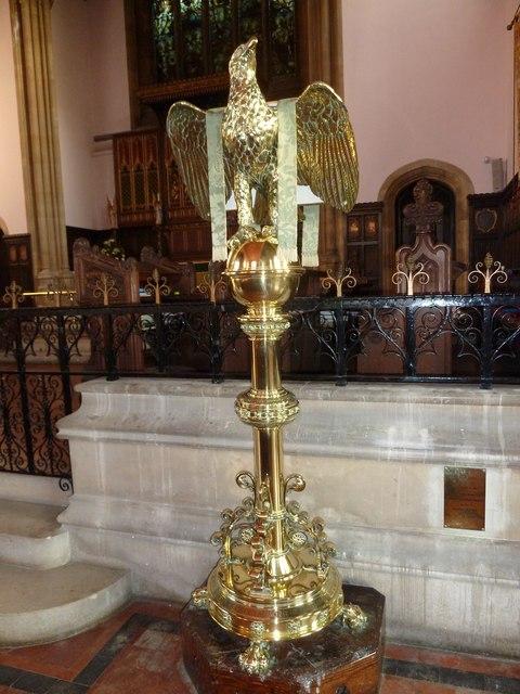 Inside Holy Trinity, Weymouth (k)