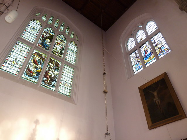 Inside Holy Trinity, Weymouth (n)