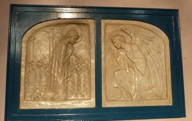 Inside Holy Trinity, Weymouth (p)