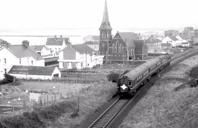 """""""80"""" class railcars, Castlerock (1980)"""
