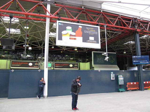 London Bridge station redevelopment