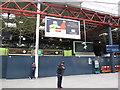 TQ3280 : London Bridge station redevelopment by Stephen Craven