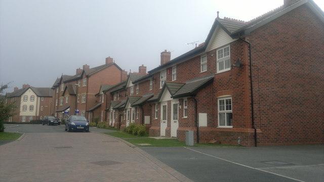 Sandmoor Place, Lymm