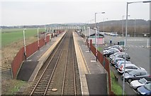 SD6409 : Horwich Parkway railway station, Lancashire, 2010 by Nigel Thompson