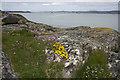 NR6548 : Rocky coastline near Port a' Chuil by Tom Richardson