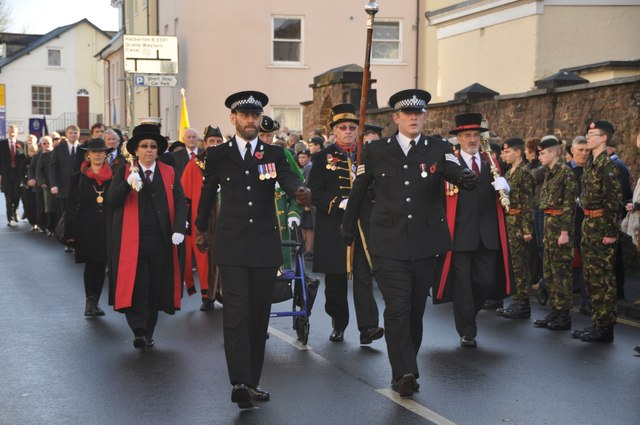 Remembrance Sunday Parade