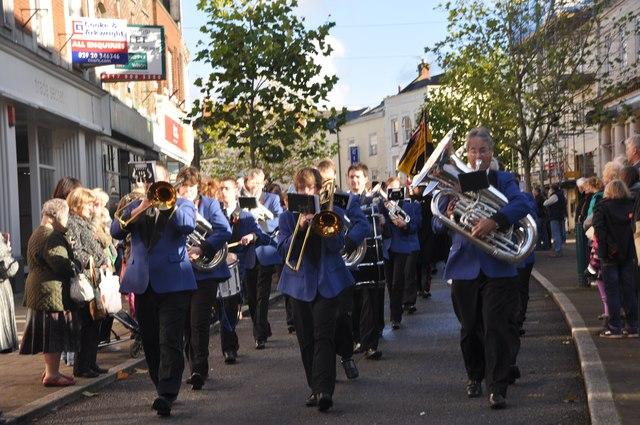 Tiverton Town Band