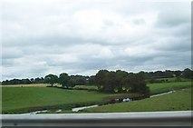 N6679 : The River Boyne from the N3 south of Derver by Eric Jones
