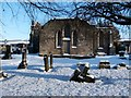 NS3878 : Millburn Church by Lairich Rig