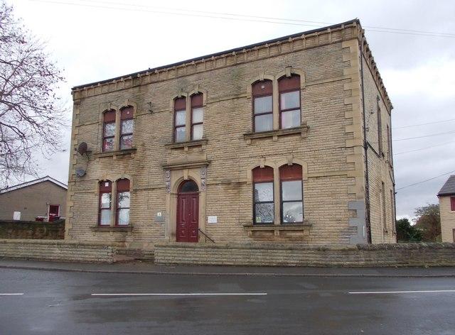 Old Town Hall - Halifax Road