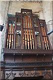 TF2935 : Organ, Ss Peter & Paul church, Algarkirk by J.Hannan-Briggs