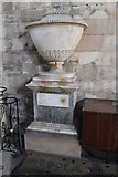 TF2935 : Memorial to Charles Beridge, Ss Peter & Paul church, Algarkirk by J.Hannan-Briggs