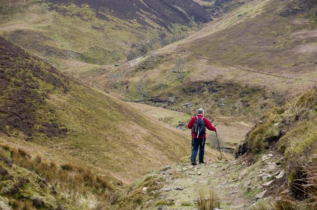 Descending into Bleadale