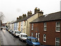TQ5809 : Terraced houses on Station Road by Stephen Craven
