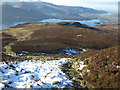 NY2819 : Footpath from Bleaberry Fell by Graham Robson