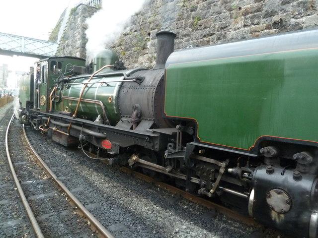 Welsh Highland Railway, Caernarfon