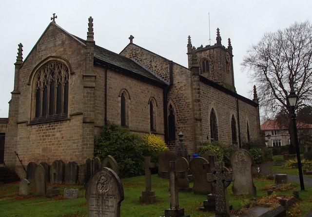 Christ Church, Dore