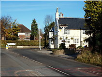 SK5451 : Papplewick, NG15 by David Hallam-Jones