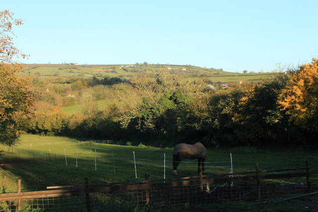 2012 : North east from the B3130 Chew Road