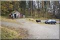 NY3017 : Armboth car park. Thirlmere by Tom Richardson