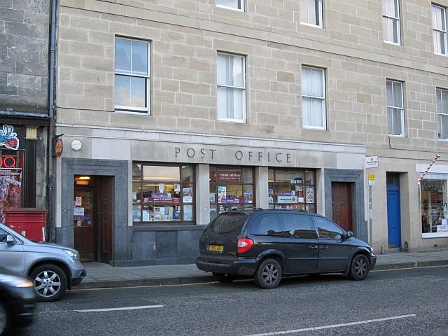 Norton Park Post Office