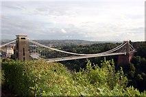 ST5673 : Clifton Suspension Bridge, Bristol by John Sparshatt