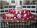 SU4767 : Bedecked in poppies by Bill Nicholls