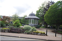 SX8751 : Bandstand by N Chadwick