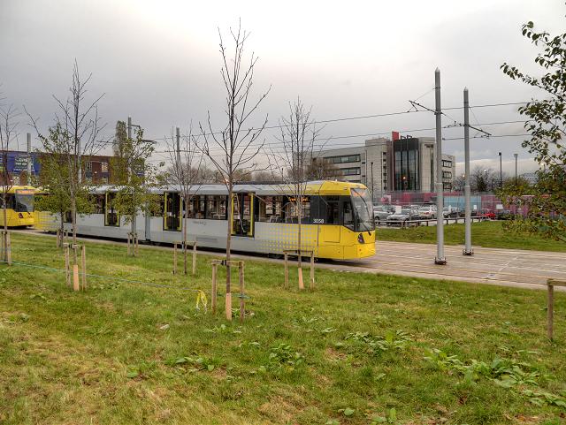 Metrolink Extension, Baird Street