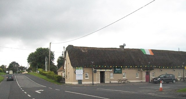 Scanlon's of Kilberry, Bar and Restaurant