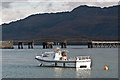 SH6115 : Barmouth Harbour by Ian Capper