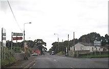 N8576 : Wilkinstown Level Crossing by Eric Jones