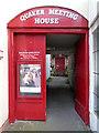 ST1320 : Quaker Meeting House - Wellington by Chris Allen
