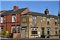 SE3503 : Corner of Park Rd and West St, Worsbrough by Neil Theasby