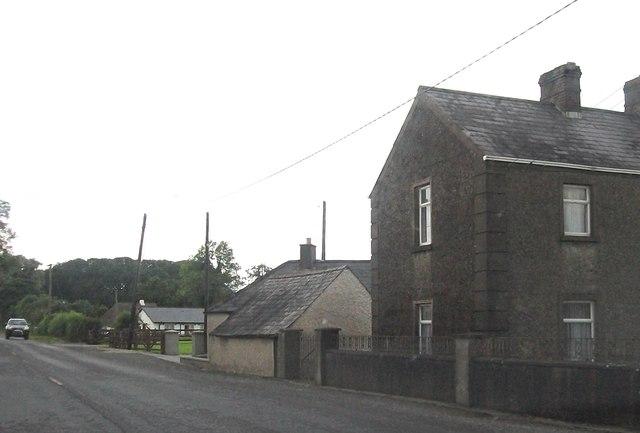 Farmhouse alongside the R162 north of Walkingstown, Meath