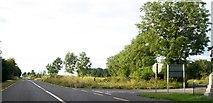 N8480 : Junction of the R162 (Navan/Kingscourt) Road at Mullens Cross Roads, Co. Meath by Eric Jones