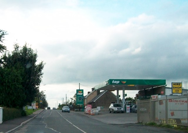 Top Service on Dublin Road, Kingscourt