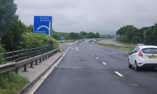 M6, Junction 34